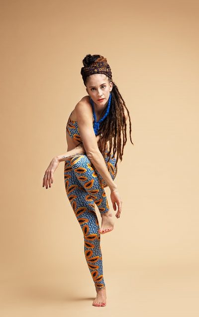 Papaya leggings